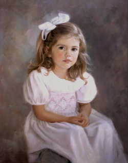 CiCi child portrait
