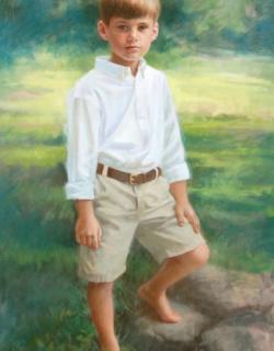 Greg portrait