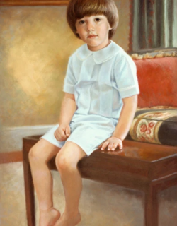 Hamilton portrait