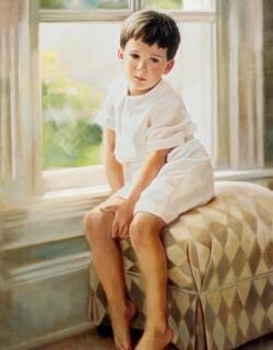 McGhee child portrait