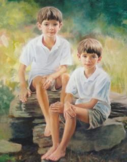 Nicholas & Aaron